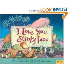 I want this book...soo sweet and my boys would LOVE it.