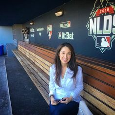 THINK BLUE: Private tour of the Chavez Ravine AND got to hang out in the dugout!! #whoa  by pvb__