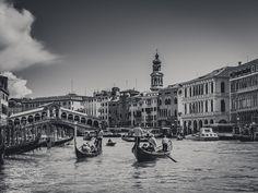 Popular on 500px : The Gondolas of Venice by svoskamp