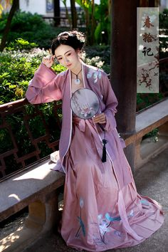 "ziseviolet: ""春拾記/Chunshiji hanfu (han chinese clothing) collection, Part 1 (Part 2) """