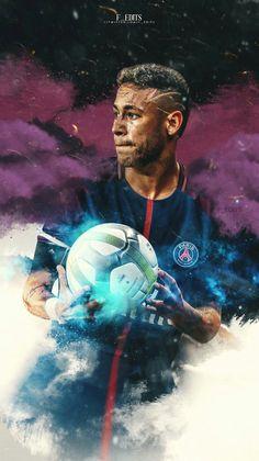 Descargar fondos de pantalla Neymar Jr, 4k, el PSG, el fútbol, el fútbol de las estrellas, la Ligue 1, la sonrisa, el París Saint-Germain, futbolistas, Neymar