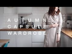 The one where I show you every single item that's made it into my autumn capsule wardrobe AND there's a bit of colour for once. Just a bit… For a daily dose ...