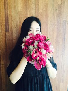 Waterdrop bouquet