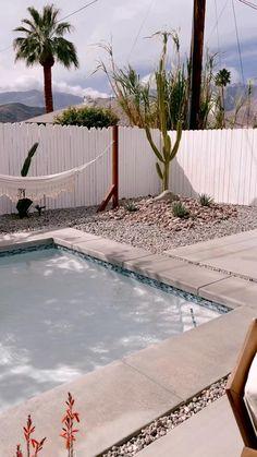 Backyard Beach, Tropical Backyard, Backyard Pool Landscaping, Modern Backyard Design, Pool Landscape Design, Spanish Backyard, Spanish Style Decor, Dream Garden, Backyards