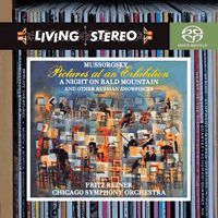 Fritz Reiner - Mussorgsky: Pictures at an Exhibition & Other Russian Showpieces