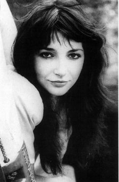 Kate Bush - Singer. Her eclectic musical style make her one of the UK's most successful solo females. She's largely lived her life out of public eye.