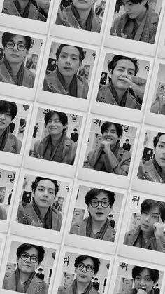Kim Taehyung Funny, V Taehyung, Foto Jungkook, Foto Bts, Bts Polaroid, Bts Header, Bts Aesthetic Pictures, Bts Playlist, Bts Chibi