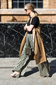 Australian Fashion Week Resort 2016 Street Style - The Best Street Style from Australian Fashion Week