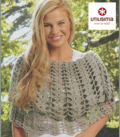 Revista Tejidos Utilísima (super completa!!!) | Patrones Crochet, Manualidades y Reciclado