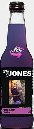 Custom Jones Soda