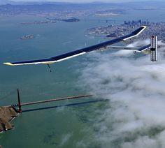 Solar Impulse began its Sun-Powered flight across the America