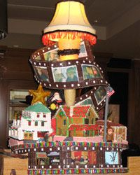 Over-the-Top Gingerbread Houses: A Christmas Story...The Seattle Sheraton's 2009 Gingerbread Village (Seattle, WA)