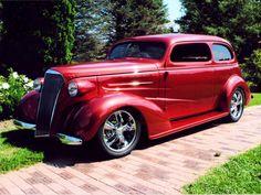 1937 Chevy Street Rod