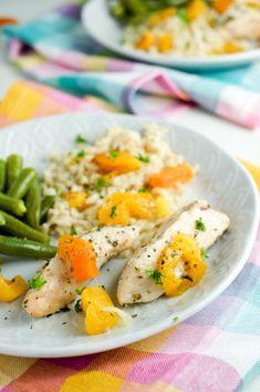 Crockpot Apricot Chicken Recipe | Healthy Ideas for Kids