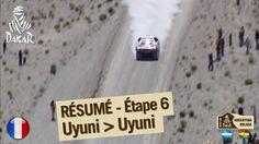 Résumé de l'étape 6 - Auto/Moto - (Uyuni / Uyuni)