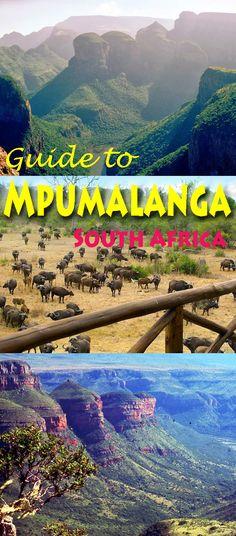 Guide Mpumalanga Pro