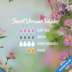 Sweet Dreams Inhaler - Essential Oil Diffuser Blend