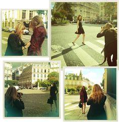 Montaigne Market photo shoot – behind the scenes