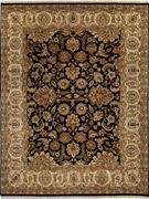 JAIPUR - Handmade rugs from India, Hand Knotted Rugs in Gray,Black Color