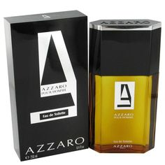 Azzaro By Loris Azzaro Gift Set -- 1 Oz Eau De Toilette Spray   1.7 Oz  Hair & Body Shampoo   1 Oz Soothing After Shave Balm - Launched by the design house of Loris Azzaro in 1978, AZZARO is classified as a refreshing, spicy, lavender, amber fragrance. This masculine scent possesses a blend of wood, musk, lavender, basil, and sandalwood. It is recommended for office wear. Designed For Men