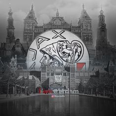 One club, one city, Ajax Amsterdam ❌❌❌♥️ #ajax #amsterdam