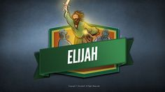 1 Kings 18 story of Elijah Kids Bible Lesson: The amazing 1 Kings 18 story of Elijah the prophet! As a result of their idolatry Israel had gone over three years without rain. In the midst of this drought Elijah the prophet challenges the wicked king Ahab to a spiritual showdown on Mount Carmel. This showdown is no contest at all as the Lord proves that he alone is the living God by sending fire from heaven. This 1 Kings 18 Elijah the prophet slideshow is going to wow your kids!