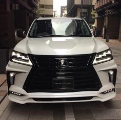 Suv Cars, Sport Cars, Toyota Harrier, Lexus Lx570, Expensive Cars, Exotic Cars, Custom Cars, Cars Motorcycles, Luxury Cars