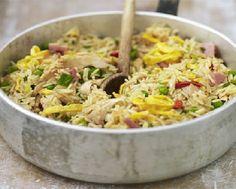 Low FODMAP Recipes - Speedy spicy turkey rice: http://www.ibssano.com/low_fodmap_recipe_speedy_turkey.html