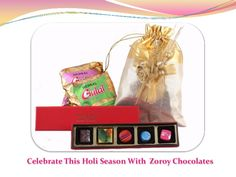 Everyone buy Holi chocolate online on this Holi Season at Zoroy within your Budget. Holi is the colorful festival of Hindu. So celebrate this festive season with special gifts and colors.