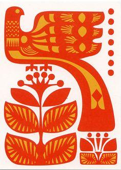 Post card, Sanna Annukka, designer