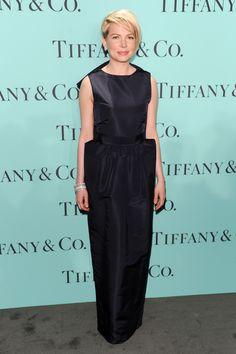 Todas las fotos de las celebrities en el Tiffany Co Blue Book Ball en Nueva York: Michelle Williams