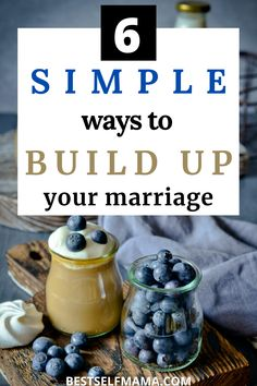 When it comes to the idea of how to have a good marriage, these simple tips and ideas are a must-read. They are sure to help you build and maintain a happy, healthy, and strong marriage starting today. #marriage #marriagetips #marriageadvice #marriagegoals #goodmarriage #greatmarriage #bettermarriage Best Marriage Advice, Healthy Marriage, Marriage Goals, Strong Marriage, Strong Relationship, Happy Healthy, Married Life, Simple Way, Things To Come