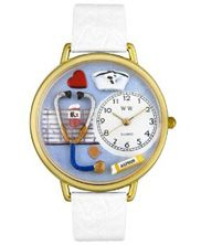 The cutest nursing watch ever!