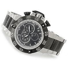 Invicta 50mm Subaqua Noma III Swiss Chronograph Stainless Steel Bracelet Watch