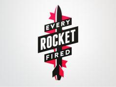 Every Rocket Fired by Fraser Davidson