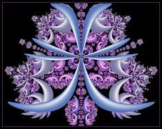 Lace Symmetry by mdichow on DeviantArt