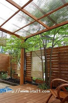 New Ideas For Pergola Patio Landscaping Outdoor Pergola With Roof, Outdoor Pergola, Outdoor Rooms, Backyard Patio, Backyard Landscaping, Outdoor Gardens, Gazebo, Outdoor Living, Pergola Designs