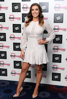 Kimberley Gail Marsh is an English actress and former singer and songwriter, best known for playing Michelle Connor in Coronation Street since Beautiful Celebrities, Gorgeous Women, Sexy Outfits, Kym Marsh, Megan Mckenna, Sexy Legs And Heels, Great Legs, Amazing Legs, Well Dressed