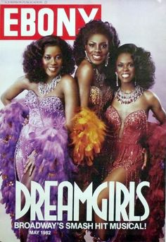 lustnspace:  Ebony Magazine May 1982 Dream Girls: Loretta Devine, Sheryl Lee Ralph and Deena Jones