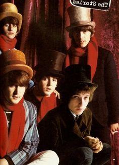 The Beatles & Bob Dylan.