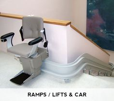 14 Best Handicapped Accessible Stairway Images Stair