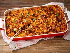 Helppo uuniruoka, joka saa makua ja mehevyyttä maustetusta ruokakermasta. Katso alaohjeesta myös mifunoitu kasvisruokaversio.