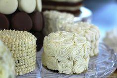 mini bolos mais do que fofos tbm do novo editorial do WSI...