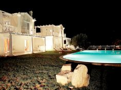 Villa Castello Di Vista Luxurious Corfu, Luxury Villa, Mansions, House Styles, Outdoor Decor, Home, Luxury Condo, House, Villas