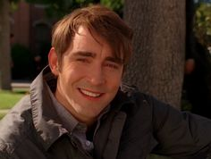 Why you have to be so perfect like that? Lee Pace as Ned in Pushing Daisies