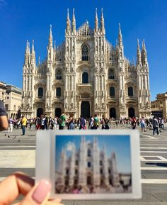 Milano , Italia , a very special place in my heart, one of my several 'second homes' where I spent. Ciao Milano, Barcelona Cathedral, Places, Travel, Italia, Viajes, Destinations, Traveling, Trips