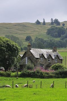 Scotland I sooo want this to be where I live!-vt