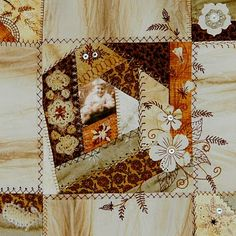 Hay here another quilt that I created for one of my retreats I hope you enjoy.