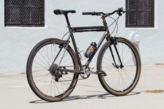 Carlos' Spectre Fab Commuter with Sim Works Fun 3 Bars | The Radavist