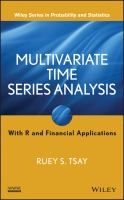 RS Tsay, Multivariate Time Series Analysis